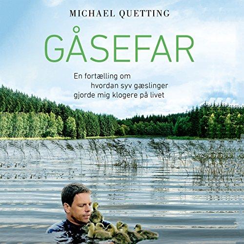 Gåsefar audiobook cover art
