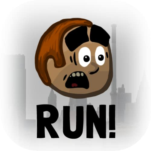 Yikes! Zombies! Run!
