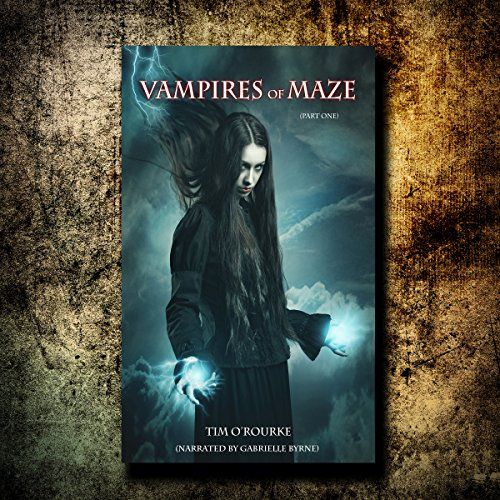 Vampires of Maze (Part One) cover art