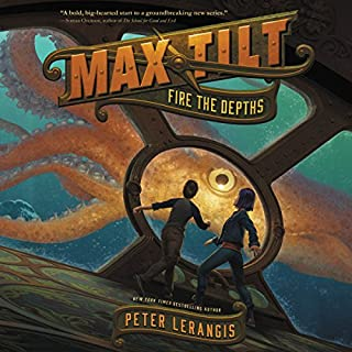 Max Tilt: Fire the Depths cover art