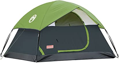 coleman flatwoods 2 4 person tent