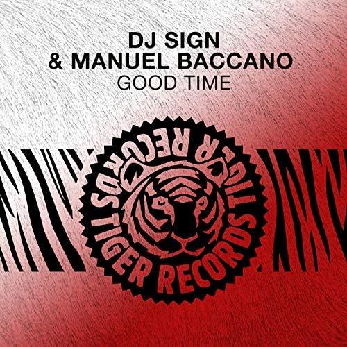 DJ Sign & Manuel Baccano