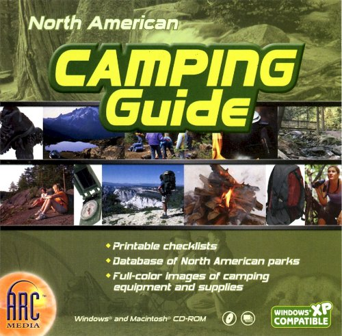 Price comparison product image North American Camping Guide