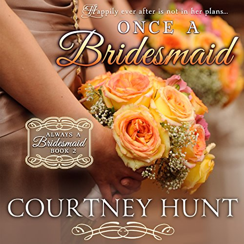 Once a Bridesmaid audiobook cover art