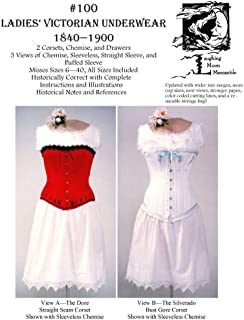 Best laughing moon corset pattern Reviews