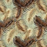 Mana Seafoam Barkcloth Fabric