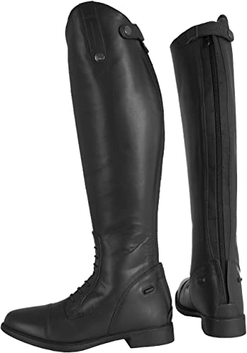 HORKA Stiefel largas de competición Anna, Stiefel de equitación, Größe 44, Farbe schwarz