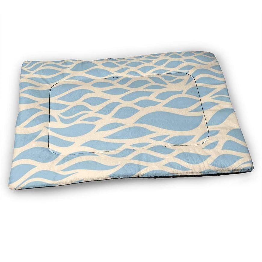 一致する葬儀テニスペットベッド ペットマット 海 ペットカーペット ペットシーツ ペットクッション 中型 犬 猫 ベッド 防水 速乾 消臭 滑り止め ふわふわ 暖かい ペットハウス 清掃しやすい 睡眠マット 通年使える