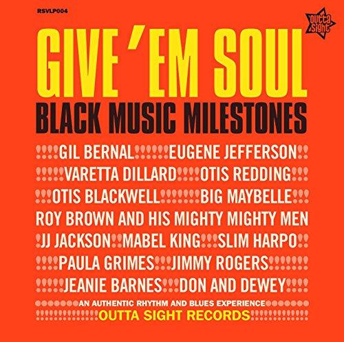 Vol. 1 Give Em Soul (Vinyl)