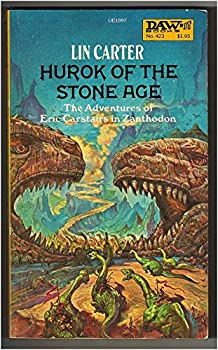 Hurok of the Stone Age - Book #3 of the Eric Carstairs of Zanthodon