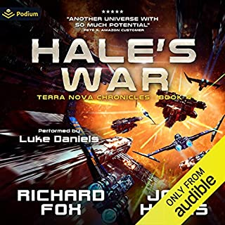 Hale's War cover art