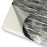 Design Engineering 010412 Reflect-A-Cool Heat Reflective Adhesive Backed Sheet, 36
