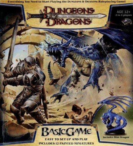 Dungeons & Dragons Basic Game (2006) (Dungeons & Dragons Game)