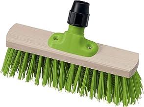 Verdemax 3024 Balai en Plastique Trapezia Vert