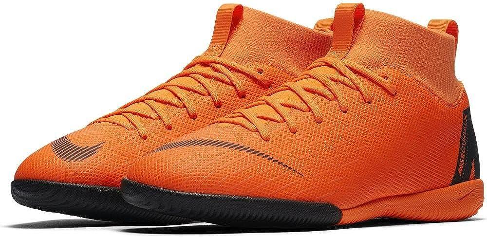 Nike JR SuperflyX 6 Ranking Large discharge sale TOP1 Orange IC- Academy GS