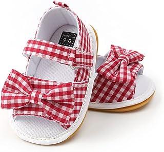 Sandalias Zapatos bebe Zapatillas bebe primeros pasos comodos calentito 0 3 6 9 12 meses 2019 Rojos Rojas Todo de Rojo