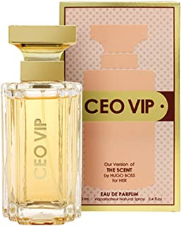 Mirage Diamond Collection CEO VIP Eau De Parfum, 100Ml
