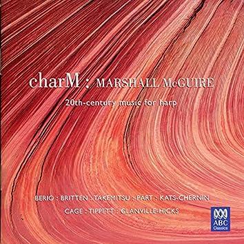 Charm: 20th-Century Music for Harp