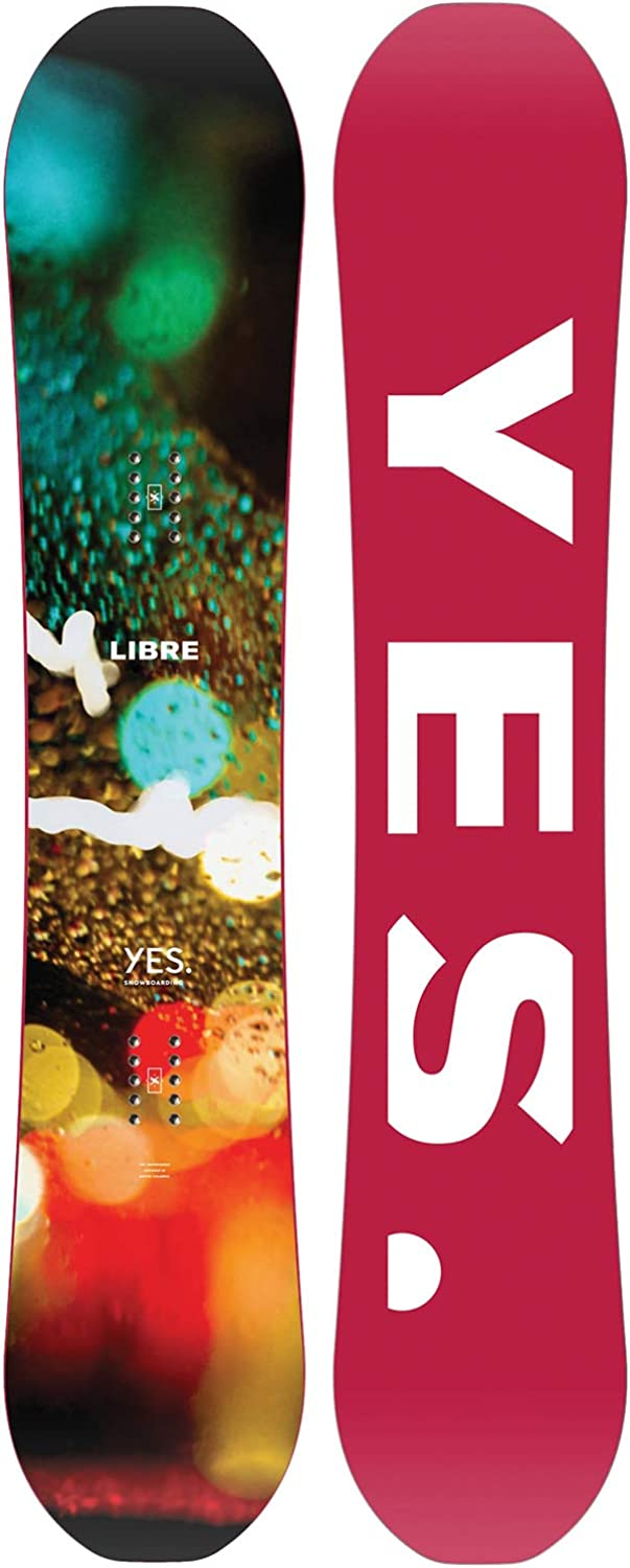 YES. Libre Wide Snowboard Mens