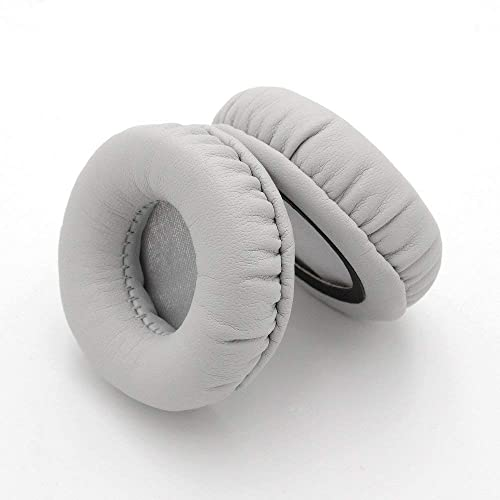 discount Gray Ear Cover Pads Pillow online Earpads Foam Cushion Replacement Earmuffs Cups Compatible wholesale with JBL Synchros S300 Headphones Headset outlet online sale