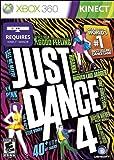 Ubisoft Just Dance 4, Xbox 360 - Juego (Xbox 360, Xbox 360, Dance, RP (Clasificación pendiente))