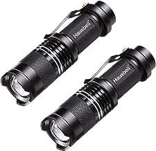 HAUSBELL Flashlights, Handheld Flashlights, 7W Mini LED Flashlights, Tactical..