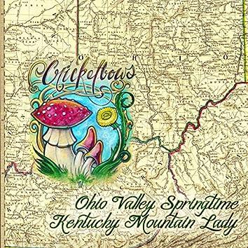 Ohio Valley Springtime B/W Kentucky Mountain Lady