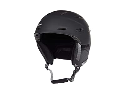 Smith Optics Mission (Matte Black) Helmet