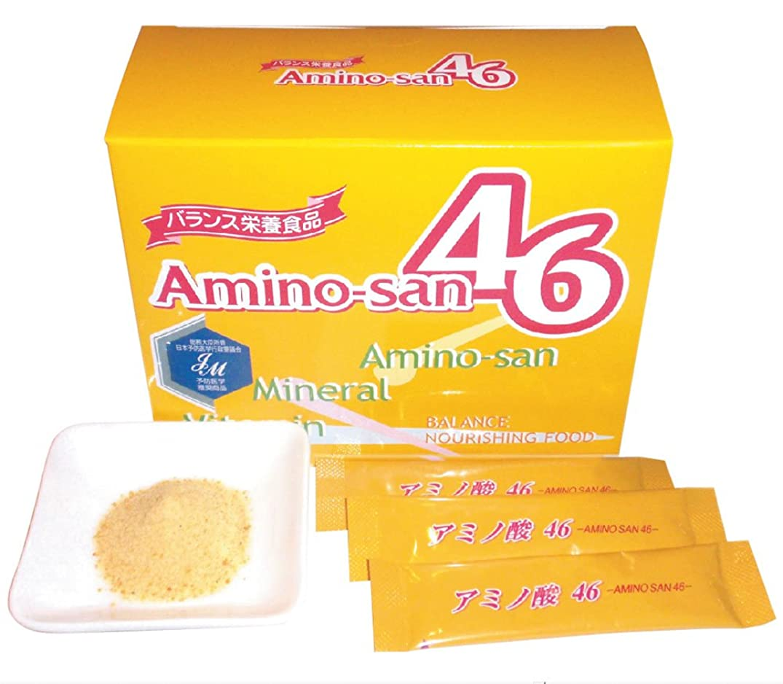 取り付け見込み伝統的アミノ酸46?ポーレン含有食品/180g(3g×60包)