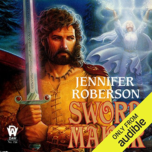 Sword-Maker audiobook cover art