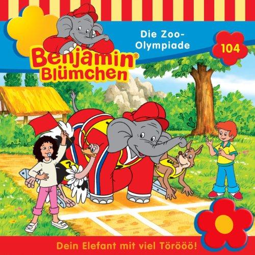 Folge 104: Die Zoo-Olympiade