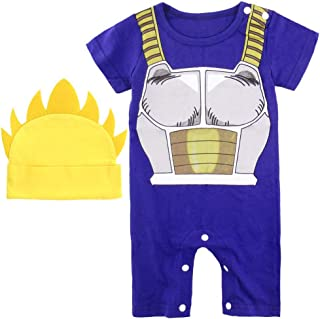 Baby Cartoon Costume Halloween Cosplay Romper