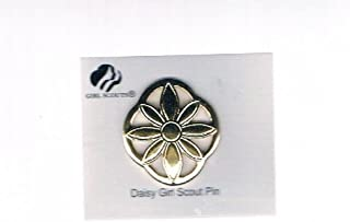 girl scout daisy membership pin