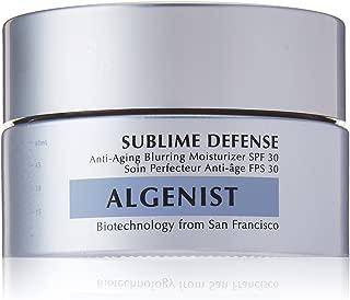 Algenist SUBLIME DEFENSE Anti-Aging Blurring Moisturizer SPF30, 2 oz