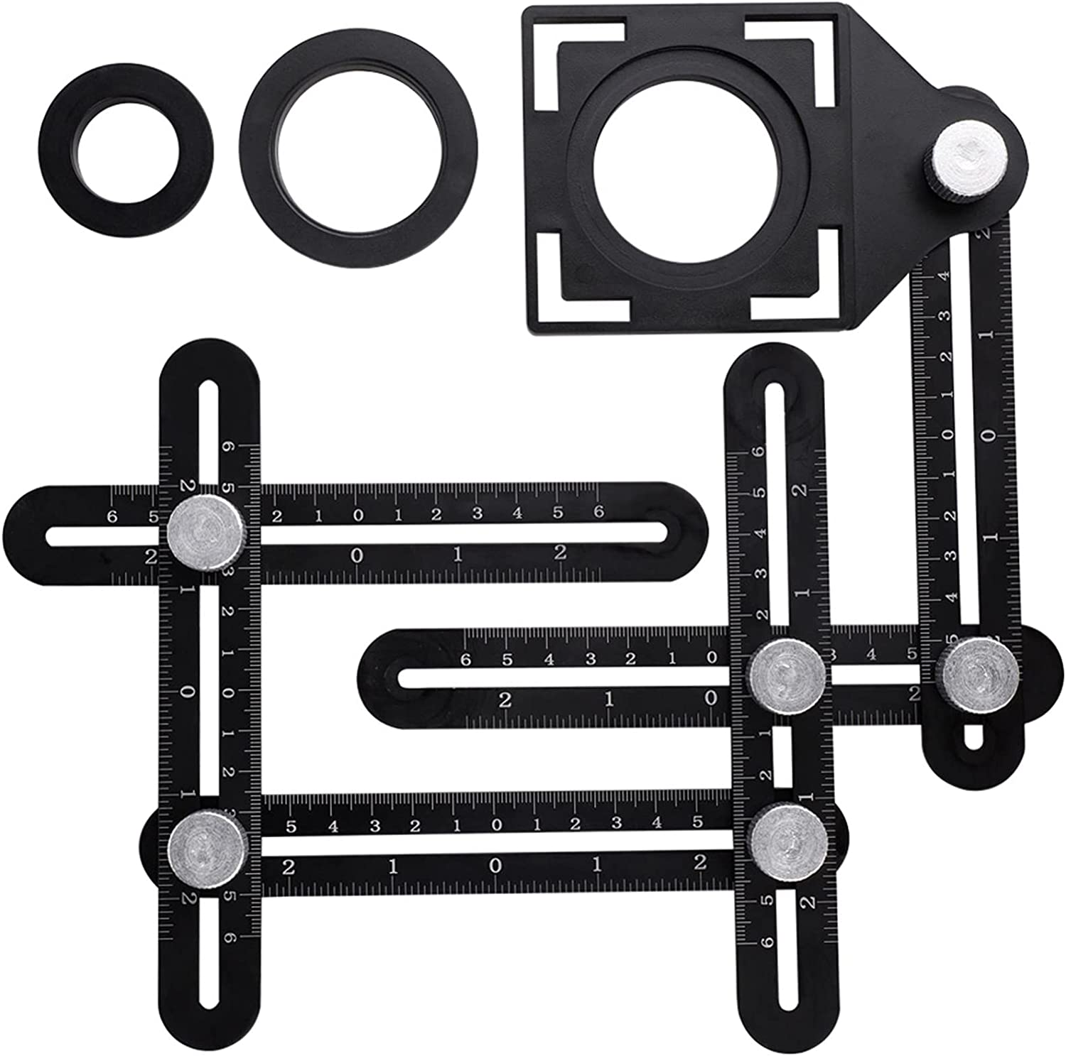 Template Sale Special Price Tool Multi Angle Measuring National products Universal 6 Ruler Section Al