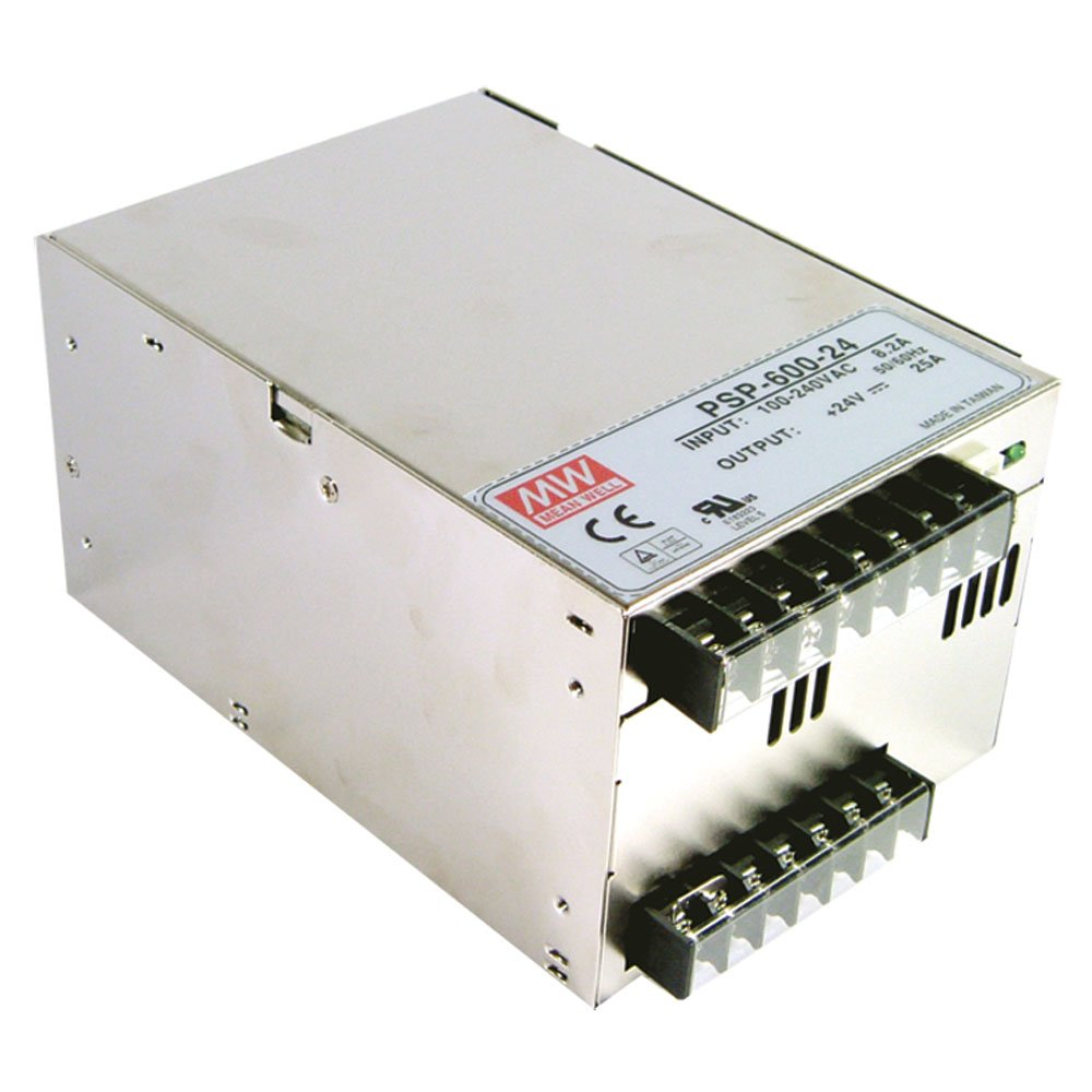 MEAN WELL PSP-600-13.5 AC-DC Power Supply Single Output 13.5V 44.5 Amp 600W