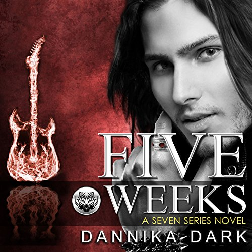 Five Weeks audiobook cover art