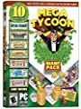 Mega Tycoon: The Giant Pack - 10 Complete Games in All from Avanquest
