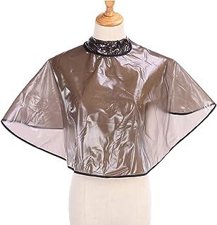 Frcolor シャンプーケープ 散髪ケープ 防水 ヘアエプロン ヘアダイケープ ヘアカラー用 美容 サロン