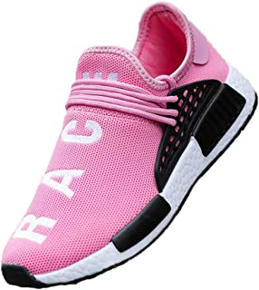 bcab3f7e1f Beautiful - Fashion Mens Womens Unisex Lightweight Fashion Sneakers  Breathable Lace-up Athletic Sports Shoes