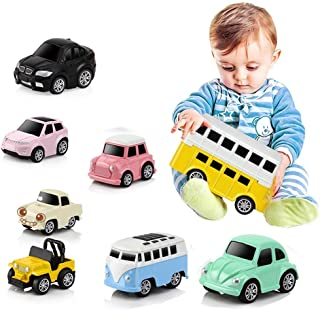おもちゃ 子供のおもちゃの車 ? プルバックカー スーツ 合金 パズル レーシングカー 総動員 Qバージョン ミニ 車 モデル 2.4G