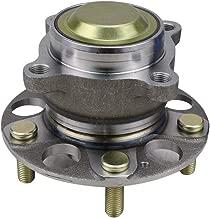 Bodeman - Rear Wheel Hub & Bearing Assembly Driver and Passenger Side for 2013 2014 2015 Honda Accord - 5 Lug w/ABS