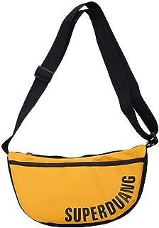 Bolsos pequeños, bolsos de mensajero de moda para hombres y mujeres, bolsos de hombro de estilo occidental, bolsos de pech...