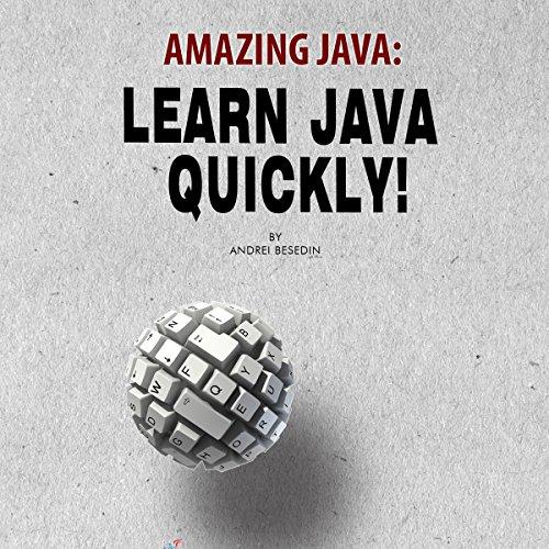 Amazing Java audiobook cover art