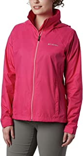 Women's Switchback Iii Adjustable Waterproof Rain Jacket