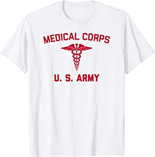 US Army Medical Corp | WW2 Vintage PT Medic Training T-Shirt