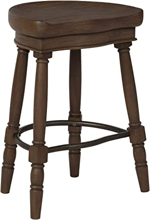 Bar Stool, Pub bar stool, Counter stool, Bar height stool, Kitchen island stool, Indoor stool,  Count Height Pub Stool,  Wooden Dining Stool without Chairback Bistro,  26 Seat Hight, Cappuccino