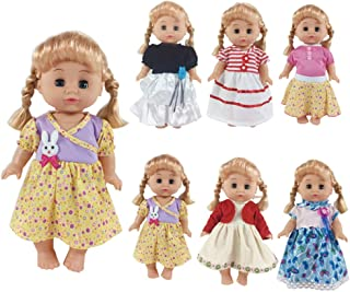 Best porcelain doll clothing Reviews