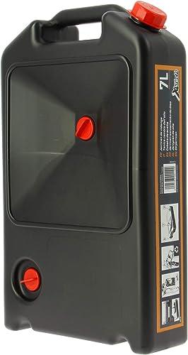 XL Tech 300110 Jerrican Bac de Vidange 7L, Plat