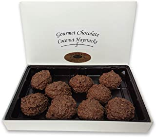 Premium Chocolate Candy (Chocolate Toasted Coconut Haystack) 14 oz.